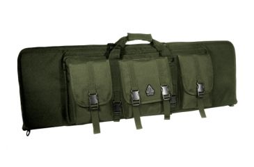 Leapers Combat Web 38in Gun Case, OD Green PVC-RC38G