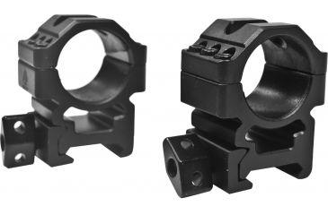 Leapers UTG Max Strength Picatinny Rings, 2pc, 1in, Medium Profile, Full Size RG2W1156
