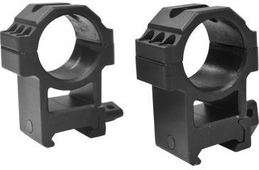 Leapers UTG Max Strength Picatinny Rings, 2pc, 30mm, High Profile, Full Size RG2W3226