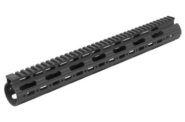 Leapers UTG PRO Model 4/15 Rifle 15in. Super Slim Free Float Handguard, MTU019SS