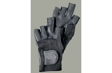 BlackWater Gear Leather Shooting Gloves Medium 00111