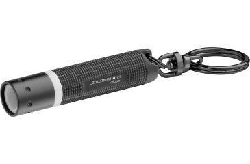 LED Lenser K1-L Keychain Flashlight, Black 880102