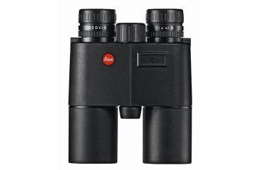 2-Leica Geovid-R 10x42mm Laser Rangefinder Binoculars w/ EHR