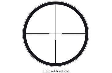 Leica 4A Reticle