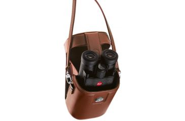 a04a8585aa Leica 8x20 BL Ultravid Binocular w/Brown Leather Case | 5 Star ...