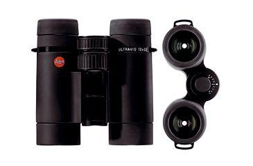 Leica 8x32 Ultravid Waterproof / Fogproof Binoculars - 40258