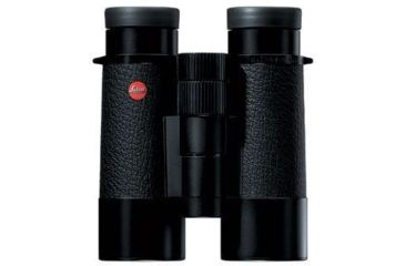 40271 Leica Ultravid BR 8x42 Black Leather Covered