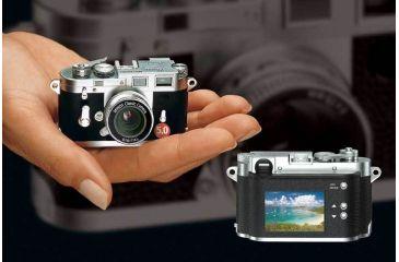 Minox DCC Leica M3 Plus 5 MP Classic Digital Camera w/ 1.5'' LCD Monitor 60635 / 60633