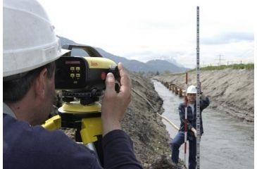 Leica Geosystems Electronic Level Device Sprinter 150