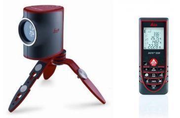 Leica DISTO Lino L2 Premium Bundle with D3 Distancemeter and Lino L2 Cross Laser Level