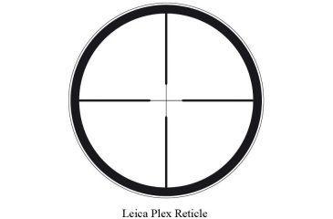 Leica Plex Reticle