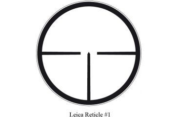 Leica Reticle #1