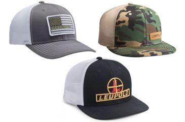 20bceeffb12b5 Leupold Trucker Hats