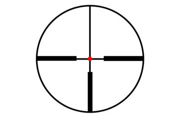 Leupold Riflescope Firedot 4 Reticle