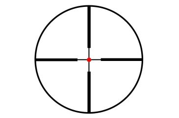 Leupold Riflescope Firedot Duplex Reticle