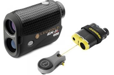 Leupold GX-1i Rangefinder and QuickDraw Tether System
