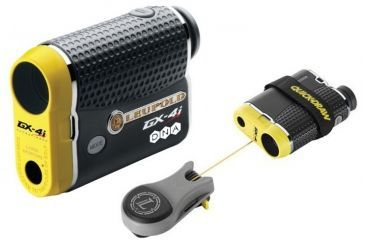 Leupold GX-4i Rangefinder and QuickDraw Tether System