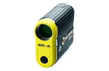 GX4 Golf Rangefinder w/ Smart Key Yellow Faceplate (Included)