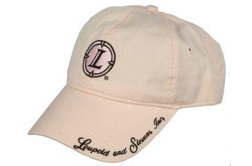 Leupold Ladies Pink Cap