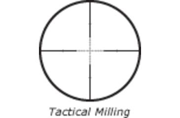 Tactical Milling Reticle