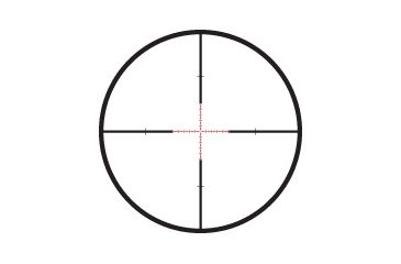 Illuminated TMR Reticle
