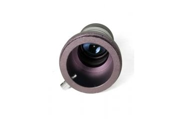 Levenhuk 2x Barlow Lens, Black, with Camera Adapter, Small 44473