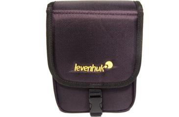 Levenhuk Monaco Binoculars, Black, Medium 49134