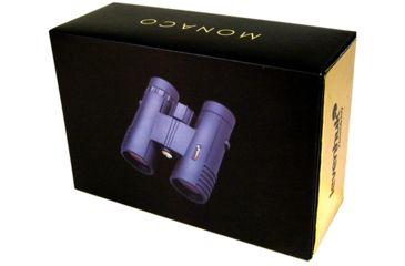 Levenhuk Monaco Binoculars, Black, Medium 49138