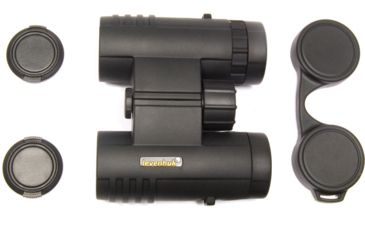 Levenhuk Monaco Binoculars, Black, Medium 49139