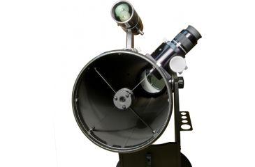 Levenhuk Ra Dob Reflecting Telescope, Black, Oversized 50748
