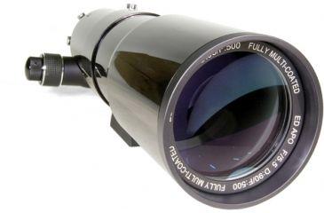 Levenhuk Ra R90 ED Doublet OTA Refracting Apochromatic Telescope, Black, Large 44741