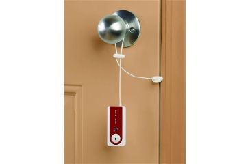 Lewis N Clark Travel Door Alarm 7393