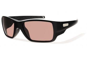 Liberty Sport Suns ADVENTURE 1 Protective Eyewear Shiny Black Frame,Rose Amber Lens, Unisex ADVNT1SHBK5919130DSL