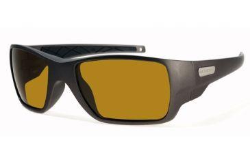 Liberty Sport Suns ADVENTURE 2 Protective Eyewear Matte Gunmetal Frame,Bronze Polar Lens, Unisex ADVNT2MGUN5919130BPL