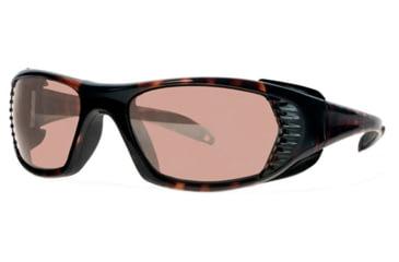 Liberty Sport Suns FREE SPIRIT Protective Eyewear Shiny Tortoise Frame,Rose Amber Lens, Women FREESPTORT5718125DSL