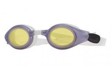 Liberty Sport Suns SHARKProtective Eyewear Crystal Frame,Clear Lens, Unisex SHARKCRYS406