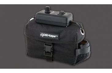 Lightforce Carry Bag With Cig Socket, Power Saver/Dimmer BP8BPS