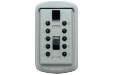 LockState KD-110 KeyDock Wall Mount Lock Box LS-KD110