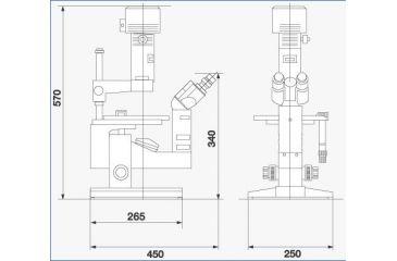 LOMO INVERTOSCOPE Microscope Draft