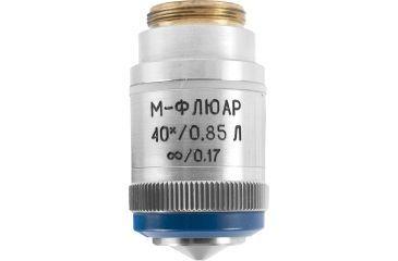 LOMO LUMAM Plan Achromat 40x Microscope Objective