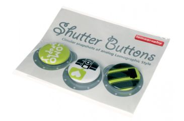 Lomography Button Set 1 green 451