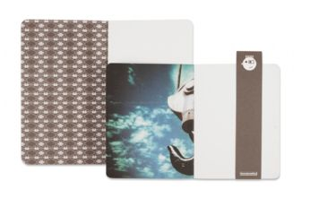 Lomography ChapBook - Set 2, pink andbrown 221