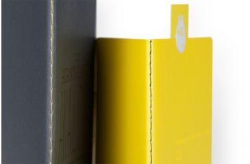 Lomography ChapBook - Set 3, grey andyellow 222
