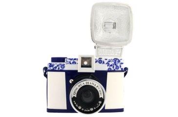 Lomography Camera Diana F+ Qing Hua w/ Flash 589