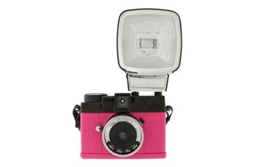 Lomography Pink Diana Mini Camera With Flash