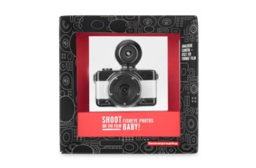 Lomography Fisheye Baby 110 Basic, Front Boxed 953