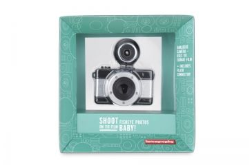 Lomography Fisheye Baby 110, Metal, Front Boxed 955