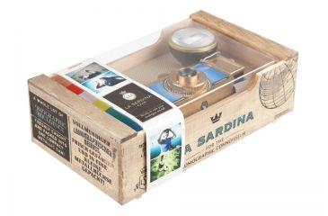 Lomography La Sardina & Flash - Czar 304