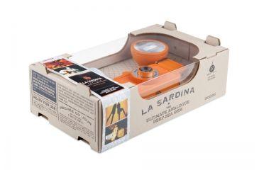 Lomography La Sardina & Flash - Orinoco Occhre 324