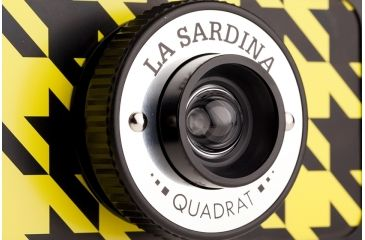 Lomography La Sardina & Flash - Quadrat 306